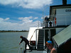 The OSCAR W was also used as a supply and equipment vessel for the building of the locks and Goolwa Barrages.
