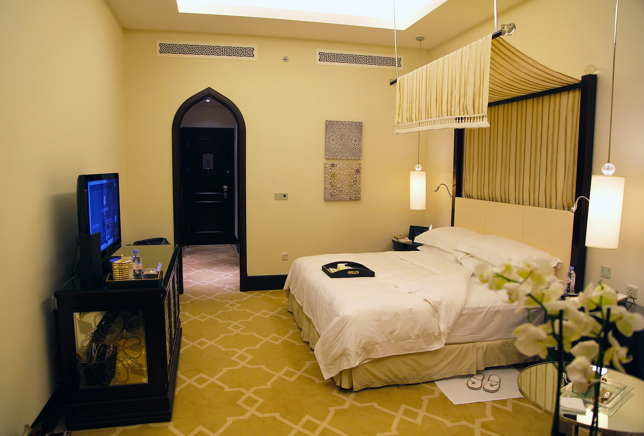Room in the St. Regis Hotel, Doha