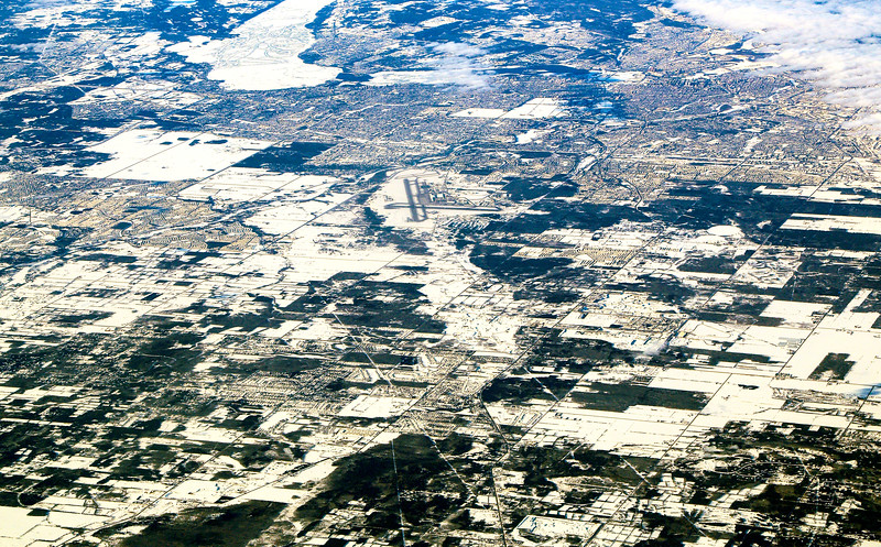 South Ottawa and the Ottawa Airport