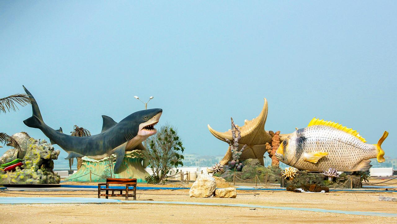 More Marine Festival creatures