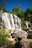 ঝর্ণা! ঝর্ণা! সুন্দরী ঝর্ণা! তরলিত চন্দ্রিকা! চন্দন-বর্ণা!<br /> Inglis Falls, Owen Sound, Ontario, Canada.