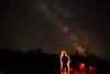 Face to face with the Universe!<br /> আকাশ ভরা সূর্য তারা বিশ্বভরা প্রাণ তাহারি মাঝখানে আমি পেয়েছি মোর স্থান।