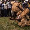 Agboboza festival - Notse, Togo