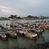 Fishermen boats - Aneho, Togo