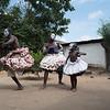 Gambada Ceremony - Ouidah, Benin