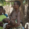 Twins at the Gambada Ceremony - Ouidah, Benin