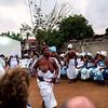 Voodoo Priest Nomination Ceremony - Ouidah, Benin