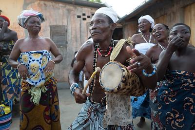 Togo - Benin land of Voodoo
