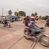 Morning Traffic - Lome, Togo