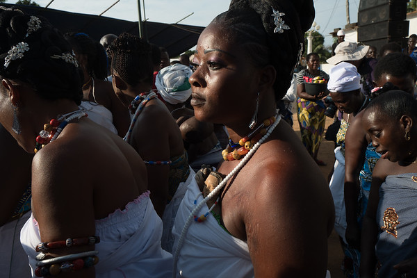 Epe-Ekpe in Glidji Togo