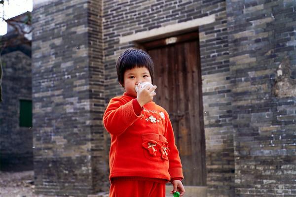 Toisan, China