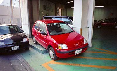 Small Honda