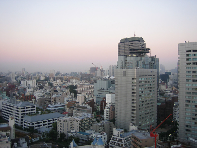 Akasaka Days (Right)