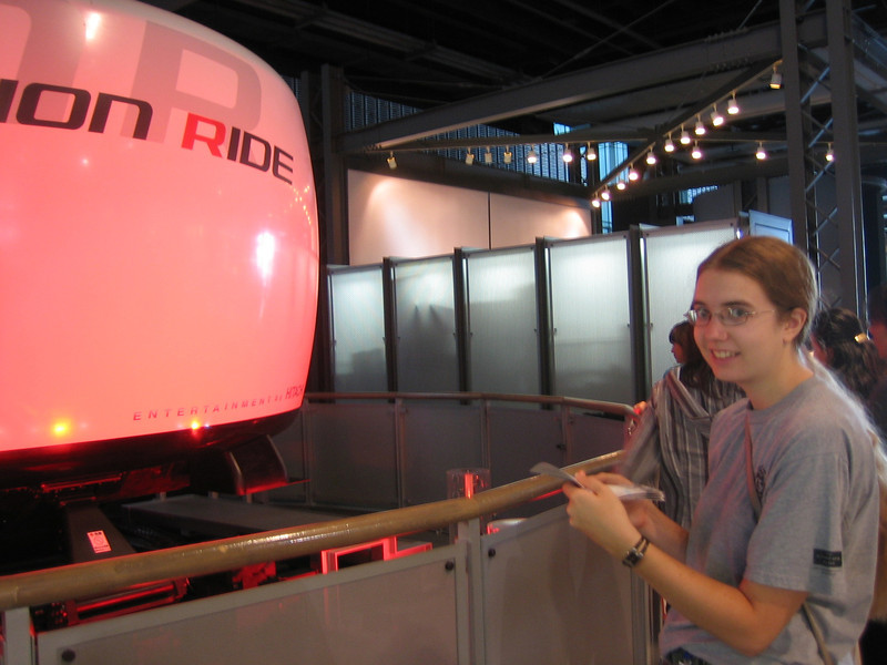 Ion Ride