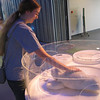 Robotic Seal Petting Therapy
