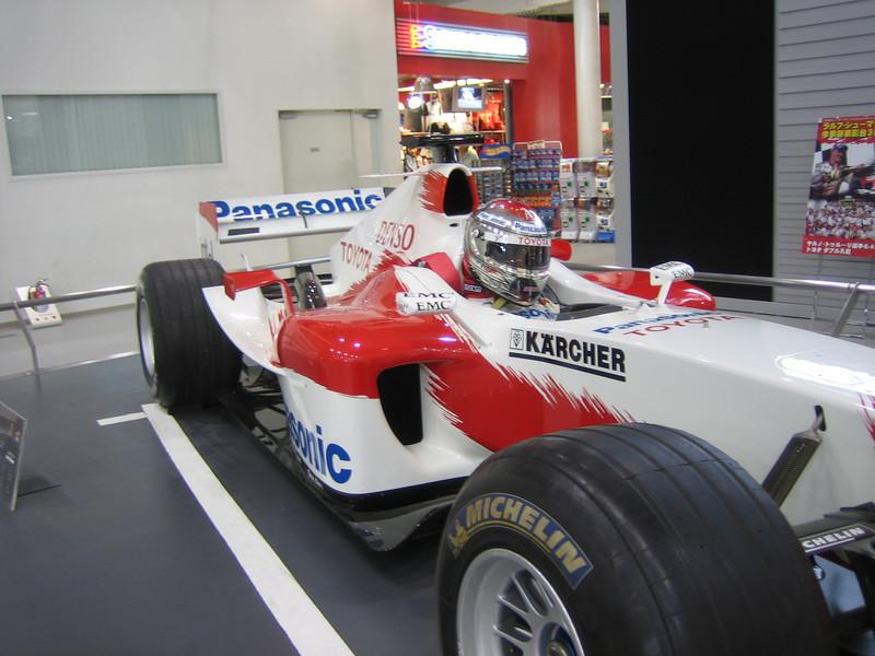 Toyota F1 Racer