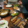 Six types of Yakitori. Guess what they are!
