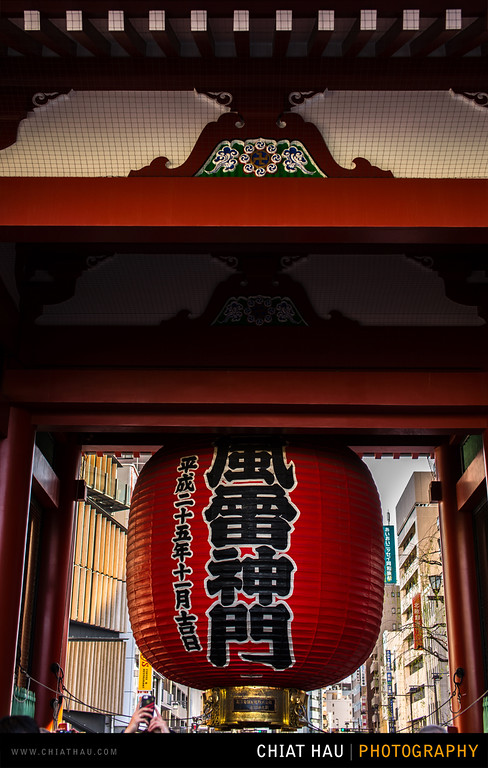 Travel Photography by Chiat Hau Photography(Sensoji Temple at Asakusa Japan)