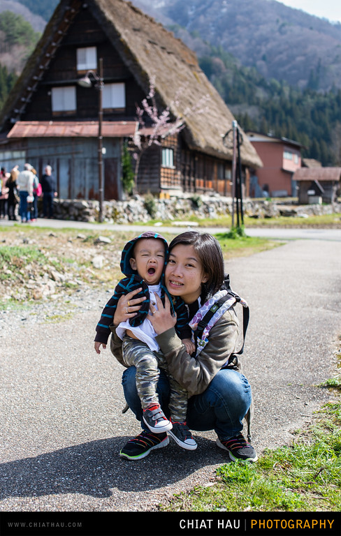 Travel Photography by Chiat Hau Photography(Shirakawa Heritage Village)