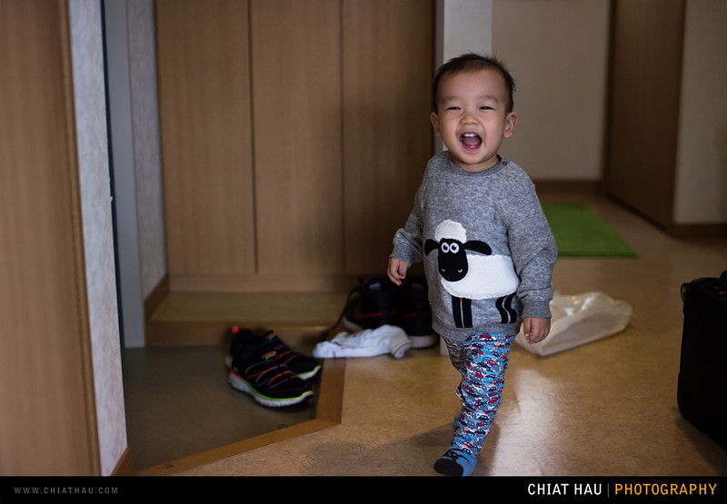 Baby Portrait by Chiat Hau Photography (LUCAS in Japan)