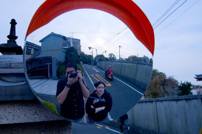 In search of cemetary in Nippori