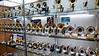 Yamaha Music Store - trumpets galore!