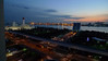 The view from my hotel - Grand Pacifica Le Daiba
