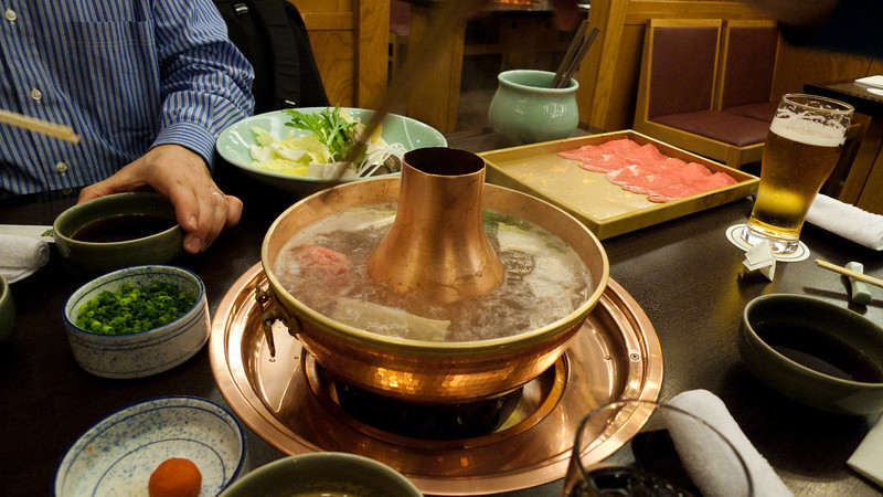 """Shabu Shabu - Tokyo, Japan - <a href=""""http://en.wikipedia.org/wiki/Shabu-shabu"""">http://en.wikipedia.org/wiki/Shabu-shabu</a>"""