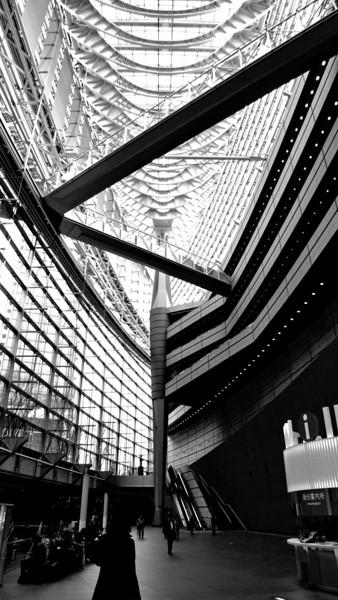 "Tokyo International Forum - <a href=""http://en.wikipedia.org/wiki/Tokyo_International_Forum"">http://en.wikipedia.org/wiki/Tokyo_International_Forum</a>"