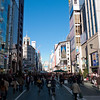 "Ginza - high-scale shopping area - <a href=""http://en.wikipedia.org/wiki/Ginza"">http://en.wikipedia.org/wiki/Ginza</a>"