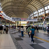 Shinigawa Station near our hotel