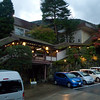 A hot springs hotel along our tour route - we dropped off a few folks to stay the night