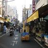 Tsukiji fish market area