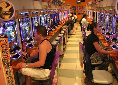 Tokyo games arcade