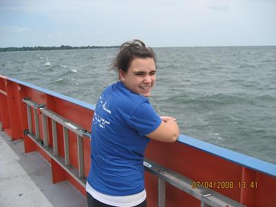 Toledo & Kelley's Island, July 2 - 4, 2008