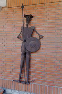 Don Quixote, Man of La Mancha