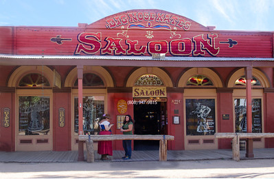 Big Nose Kate's Saloon Tombstone 5819
