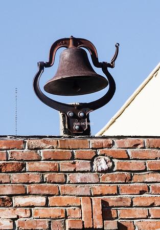 Bell brick wall 5791c