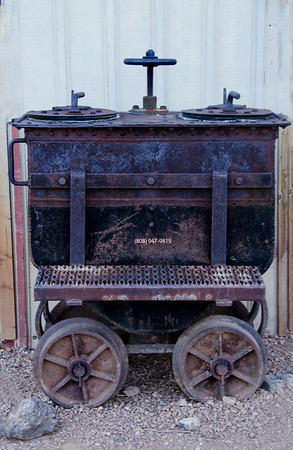 Coal cart 5888