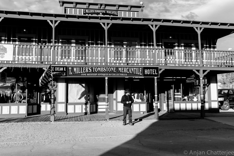 Miller's Mercantile, Tombstone Arizona