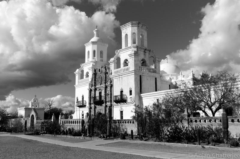 Xavier Del Bac Church, Tucson Arizona