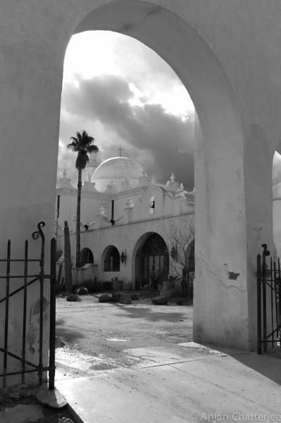 Xavier Del Bac, Tucson Arizona