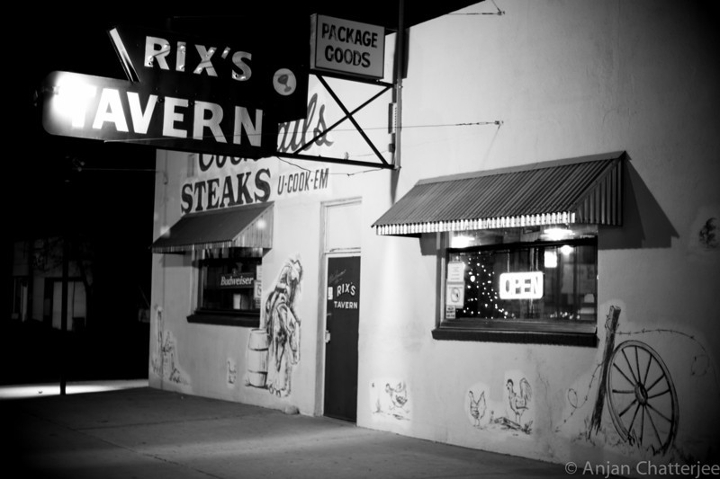 Rix's Tavern, Arizona