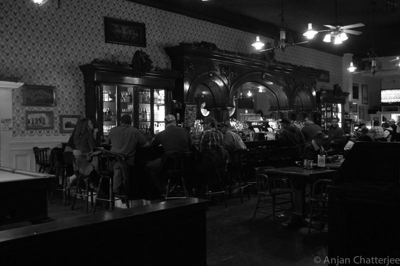 Tombstone saloon