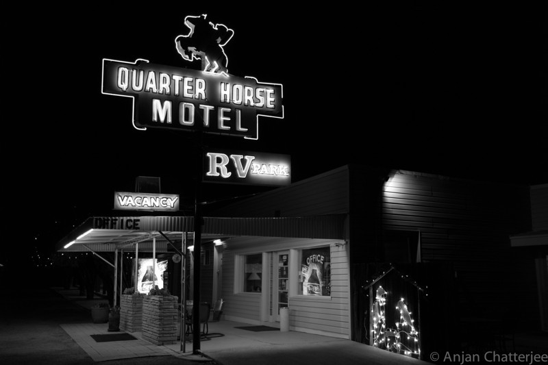 Quarter Horse Motel, Arizona