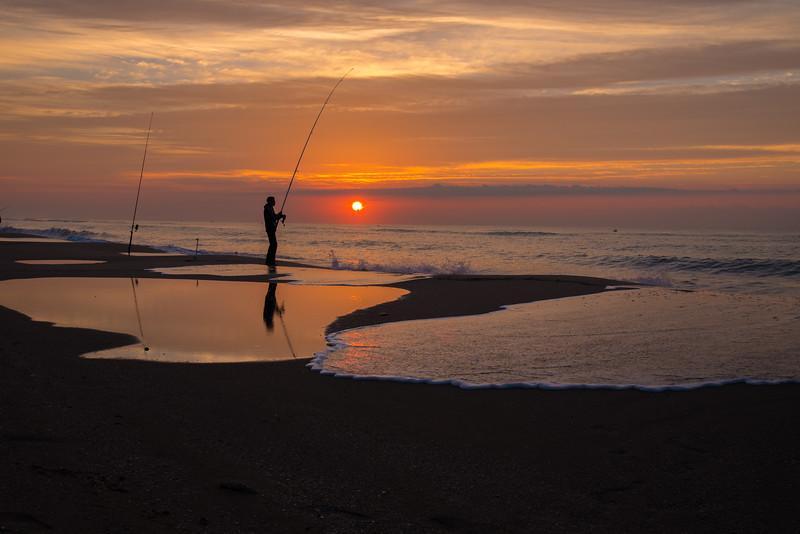 Barcelona Fisherman,