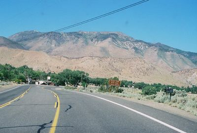 7/2/05 Walker (Hwy 395 northbound, en route from Bishop to Alturas). Mono County, CA