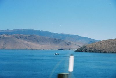 7/2/05 Topaz Lake (Hwy 395 northbound, en route from Bishop to Alturas). Douglas County, NV