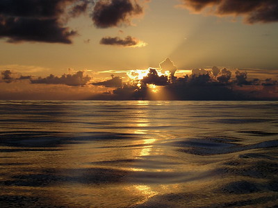 Atlantic Sunrise