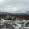 Frozen Homestead, Alaska